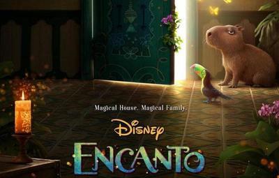 """""""Encanto"""", nueva película de Disney presentó tráiler"""