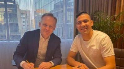 Fabián Balbuena es nuevo jugador del Dynamo de Moscu