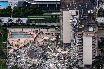 Derrumbe en Miami: Asciende a 64 la cantidad de muertos dos semanas después del colapso
