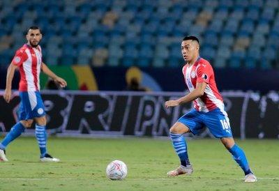 Cerro Porteño confirma lesión de Ángel Cardozo Lucena