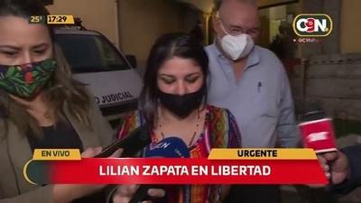 """""""Por fin voy a poder buscar a mi hija"""", dice madre de niña desaparecida en Emboscada"""