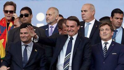 Jair Bolsonaro apuesta por un 5-0 de Brasil a Argentina