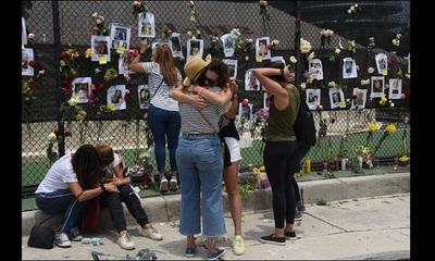 Derrumbe en Miami: confirman fallecimiento de hermana, cuñado y un sobrino de la de Primera Dama