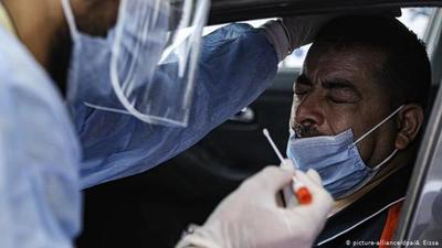 Coronavirus: 84 fallecidos, 1.463 contagiados y 2.819 internados, 618 en terapia