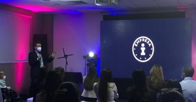 La Nación / Saraki lanzó el sello Empresas i, excelencia a la inclusión laboral