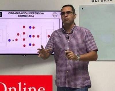 Óscar Mendoza es nuevo técnico del Sportivo 2 de Mayo