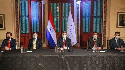Mario Abdo pidió al Mercosur que se impida un  retroceso