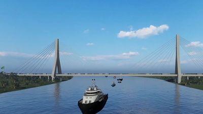 Por tercera vez postergan el llamado para costoso puente