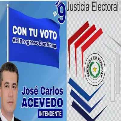 José Carlos Acevedo está plenamente habilitado como pre candidato a Intendente