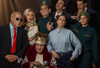 """Misión cumplida"", de Santiago Filártiga, se estrena este sábado"
