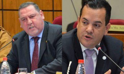 "Zacarías Irún y Friedmann planean maniobra para ""blindar"" sus investiduras"