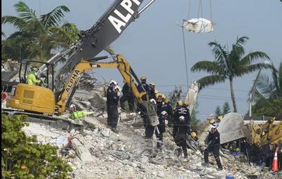 Hallan los restos de tres paraguayos en Miami