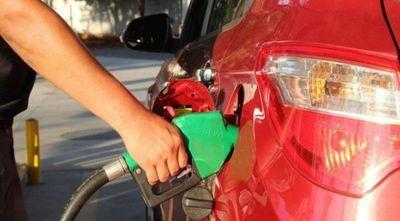 Combustible sube G. 400 hoy para completar incremento de un mes atrás