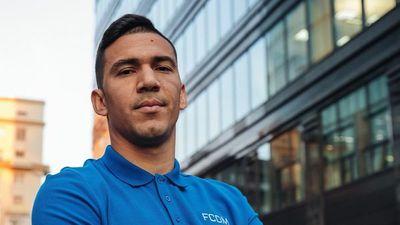 Fabián Balbuena fue presentado en el Dynamo