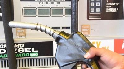 Precios de combustibles suben G. 400 desde este viernes