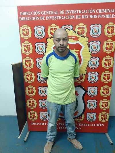 Cae en San Alberto brasileño buscado en su país por homicidio y narcotráfico