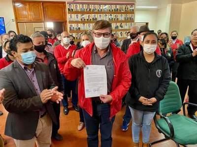 Digno Caballero creó una comisión para transferirse dinero municipal a sí mismo – Diario TNPRESS