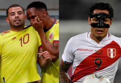 Colombia y Perú se disputarán el tercer puesto