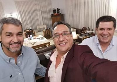 "Irregularidades en Central: ""Parece un blanqueamiento"", dice viceministro de Tributación, Óscar Orué"