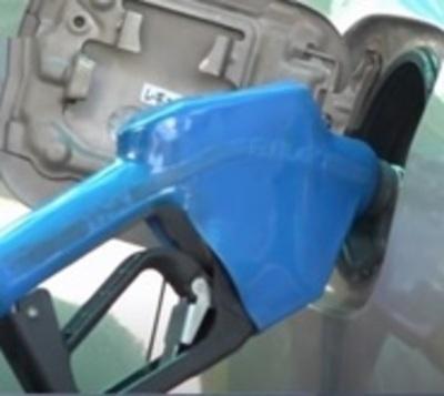 Sube el combustible G. 400 en el sector privado