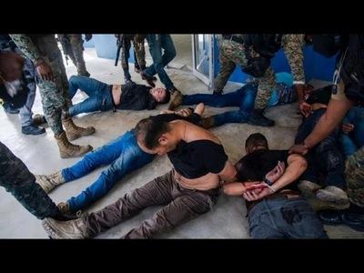 PRESUNTOS MAGNICIDAS ARRESTADOS EN HAITÍ, LA MAYORÍA SON COLOMBIANOS