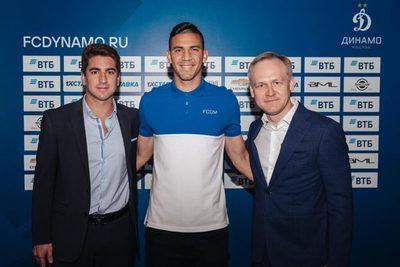 Balbuena firmó con el Dinamo de Moscú y es el paraguayo mejor pagado