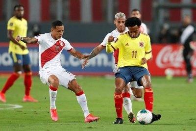 Perú y Colombia buscan terminar en el podio de la Copa América 2021