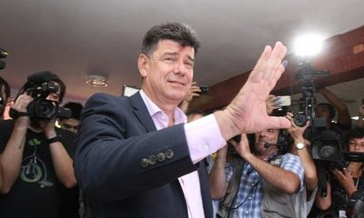 """""""Lo que no se logró en las urnas, quieren conseguirlo en el poder judicial"""", aseguró Alegre"""