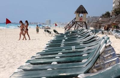Turismo internacional en México marca repunte del 198,5 % interanual en mayo