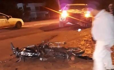 Conductor que atropelló y mató a motociclista es imputado