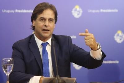 Luis Lacalle Pou, sobre los acuerdos comerciales de Uruguay por fuera del Mercosur