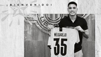 Jerarquía pura: Libertad oficializa la llegada de Lorenzo Melgarejo