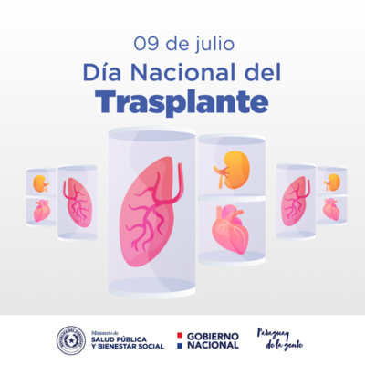 A 25 años del primer trasplante en Paraguay