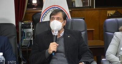 La Nación / Bataglia es convocado para explicar sobre situación de fondos de previsionales
