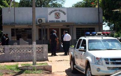 Recuperan objetos hurtados y detienen a tres personas en el barrio San Blas