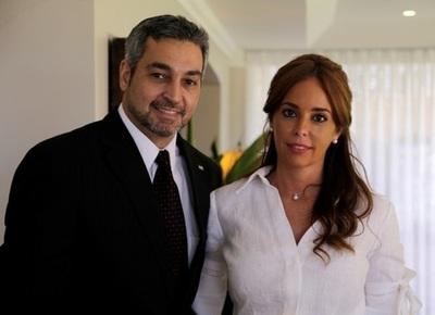 Mario Abdo acompañará a su esposa a Estados Unidos