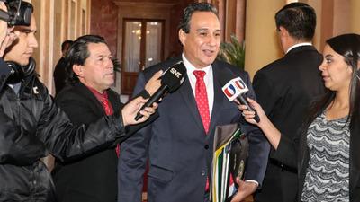 Hugo Javier se puso a disposición desde un inicio, asegura abogado