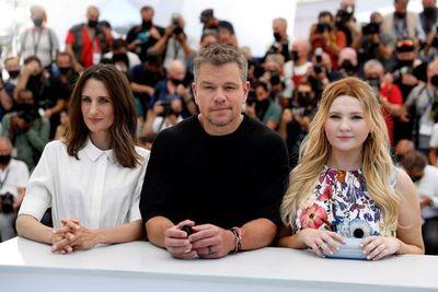 Matt Damon, una estrella muy humana en el Festival de Cannes