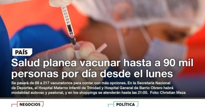 La Nación / LN PM: Las noticias más relevantes de la siesta del 9 de julio