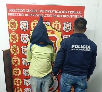Detienen a brasileño con orden de captura por homicidio y tráfico de drogas