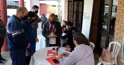 La Nación / Diputados propició concurrida atención oftalmológica gratuita en Pilar