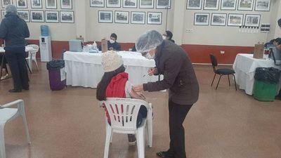 Índice de vacunación en Alto Paraná está por debajo del promedio nacional