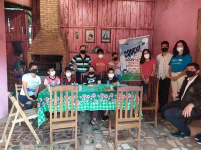 Continúan talleres para adolescentes en Caaguazú