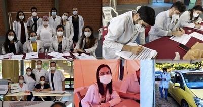 """La Nación / Salud no incluyó a voluntarios en esquema de vacunación: """"Estamos consternados"""""""
