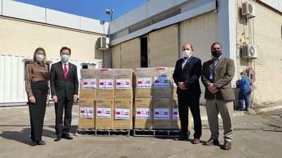 Llega primera tanda de 24 concentradores de oxigeno – Prensa 5