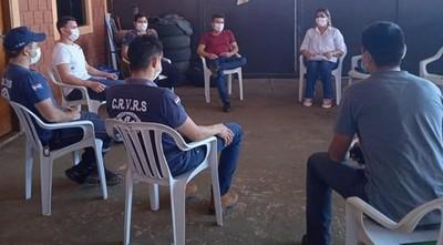Realizan terapia comunitaria entre familiares y médicos del Hospital de Coronel Oviedo