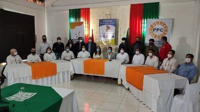VICTOR CASAS LANZA SU CANDIDATURA Y LA DE SUS CONCEJALES