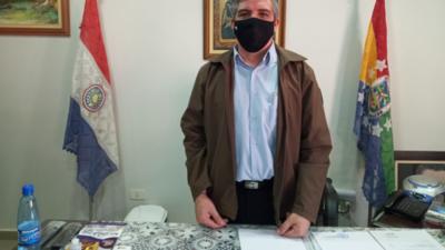 Asume nuevo intendente de Pedro Juan Caballero