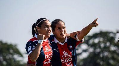Cerro Porteño golea en arranque del Clausura Femenino
