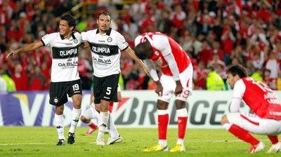 Hace 8 años, Olimpia alcanzaba su séptima final de Copa Libertadores